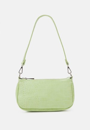 NORA BAG - Handbag - lime cream