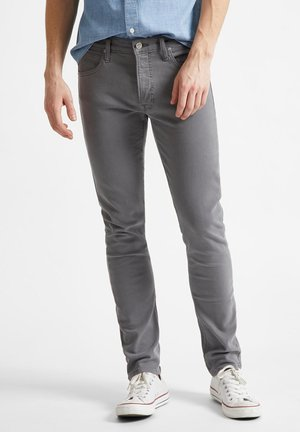 LUKE - Vaqueros slim fit - summery grey