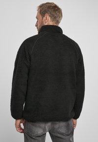Brandit - Fleece jumper - black - 2