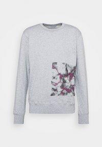 YAVI ARCHIE - BARCODE - Sweatshirt - grey - 5