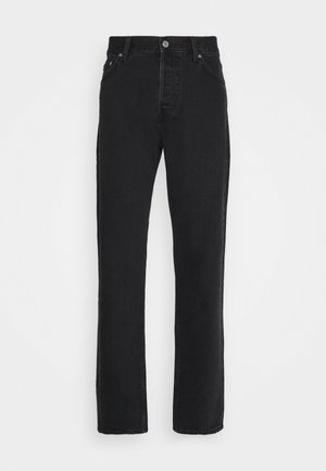 BARREL RELAXED TAPERED - Relaxed fit jeans - tuned black