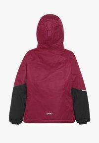 Icepeak - LEEDS  - Lyžařská bunda - burgundy - 1