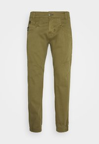 Alpha Industries - MAJOR PANT - Cargo trousers - olive - 8