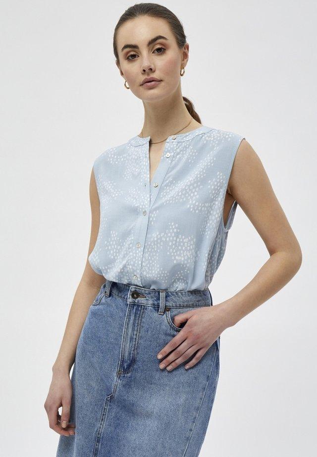 MELODY  - Blus - cashmere blue pr