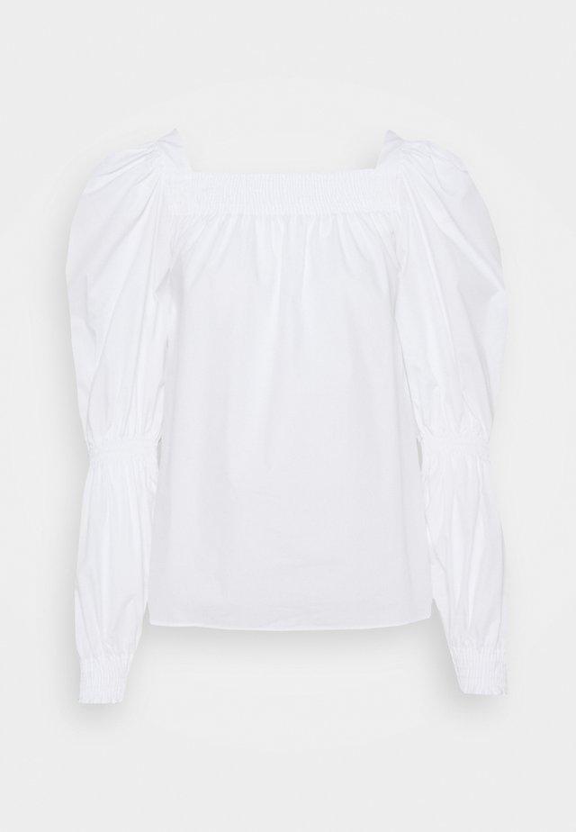 TEA - Blouse - bright white