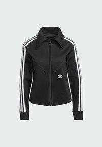 adidas Originals - ORIGINALS PRIMEBLUE TRACK SLIM - Giacca sportiva - black - 6