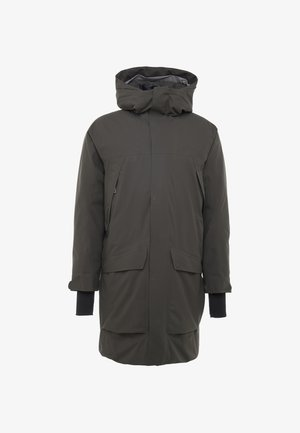 FALL IN  - Parka - baremark green