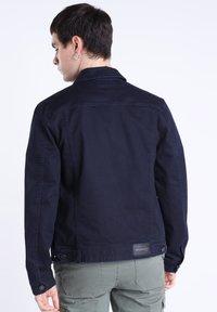 BONOBO Jeans - MIT TASCHEN - Giacca di jeans - denim stone - 2