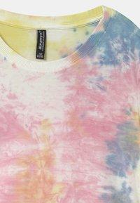 Blue Effect - GIRLS - Print T-shirt - pink/blue - 2