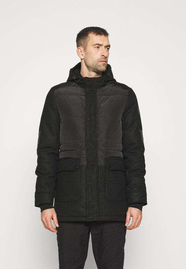 ALASKA - Winter coat - black