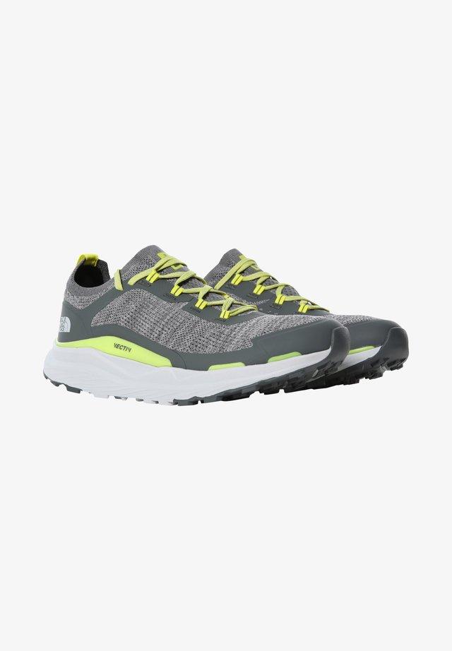 ESCAPE - Chaussures de marche - zincgrey sulphurspringgrn