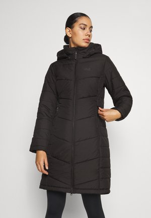 NORTH YORK COAT - Vinterkåpe / -frakk - black
