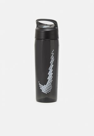 HYPERCHARGE STRAW BOTTLE 709ML UNISEX - Juomapullo - black/anthracite/white
