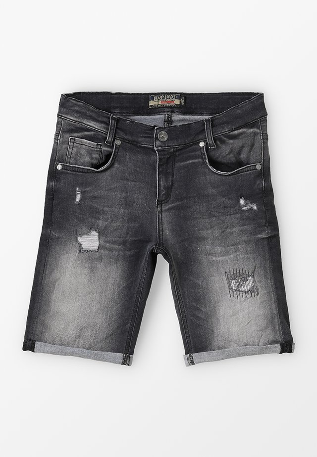 BOYS - Farkkushortsit - black medium