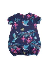 Walkiddy - Jersey dress - hummingbirds - 1