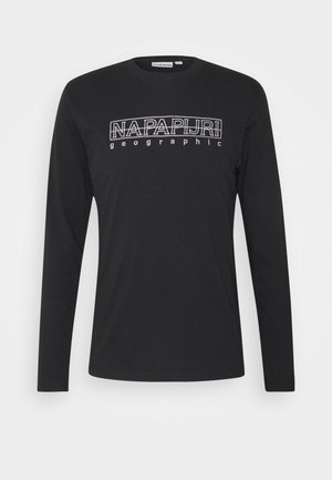 SEBEL - Long sleeved top - black