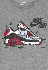 Nike Sportswear - AIR MAX SKETCH  - Print T-shirt - grey - 2