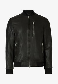 AllSaints - Leather jacket - black - 2