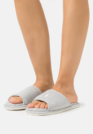 ANTERO  - Slippers - grey/cream