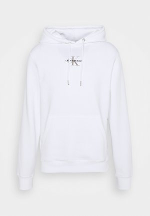 NEW ICONIC ESSENTIAL HOODIE - Sweatshirt - bright white