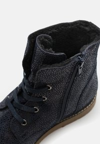 Friboo - Lace-up ankle boots - dark blue - 5