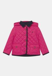 Polo Ralph Lauren - BARN OUTERWEAR - Winter jacket - sport pink - 0