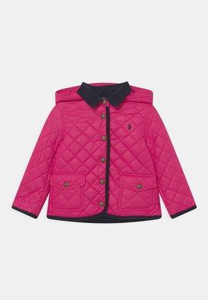 BARN OUTERWEAR - Zimní bunda - sport pink