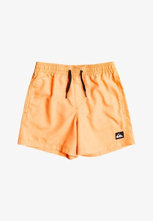 Swimming shorts - orange pop heather