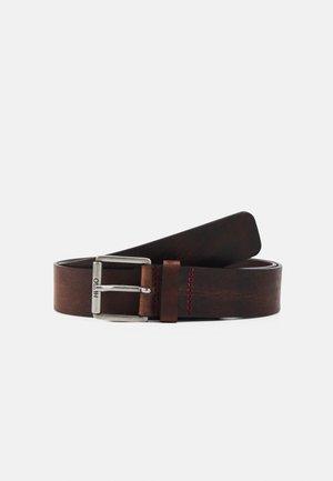 GABI - Belt - dark brown