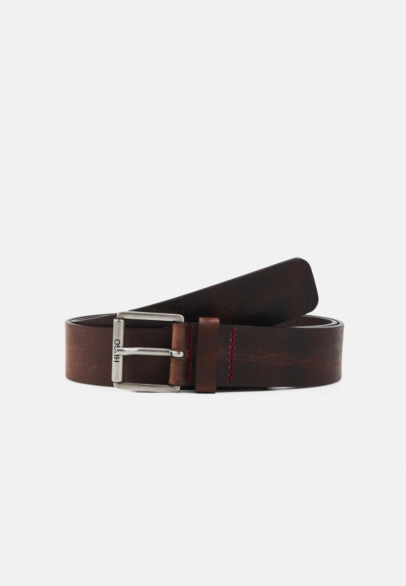 HUGO - GABI - Belt - dark brown