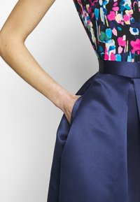 Closet - DRESS - Vestido de cóctel - navy - 5