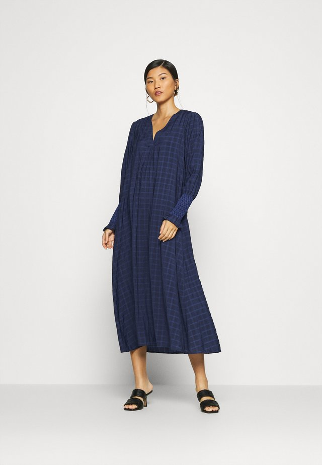 ANE DRESS - Day dress - navy