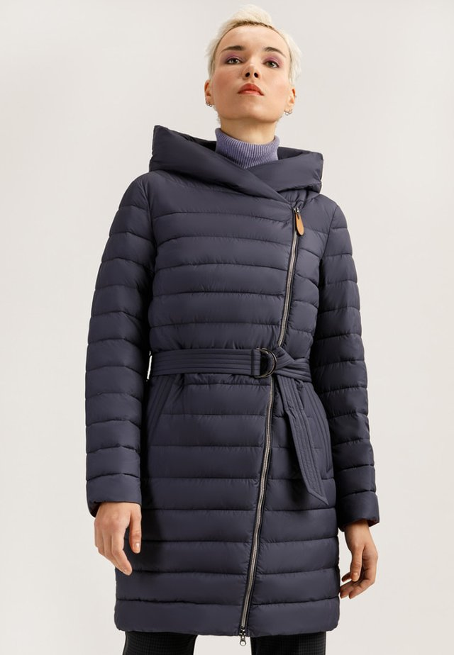 Winter coat - shale