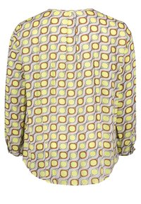 Cartoon - MIT MUSTER - Blouse - taupe/yellow - 4