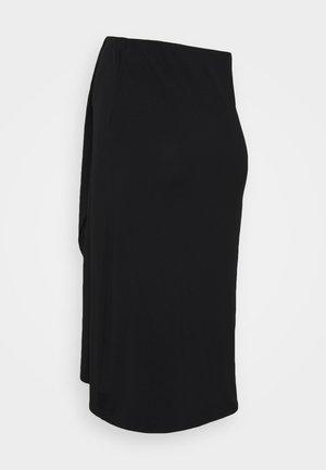 PCMNEORA SKIRT - Pencil skirt - black