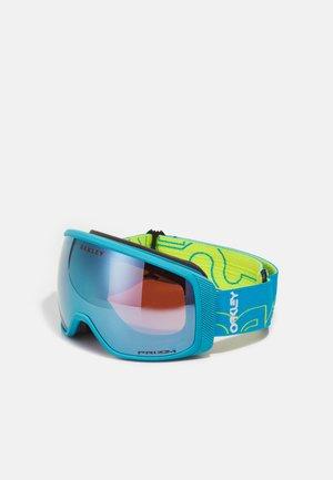 FLIGHT TRACKER M UNISEX - Skibrille - blue