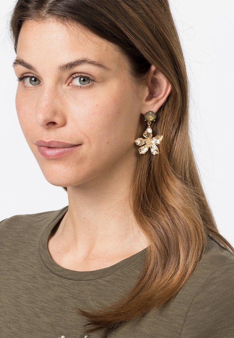 HALLHUBER - Earrings - gold