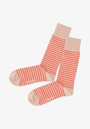 Socks - rot pink