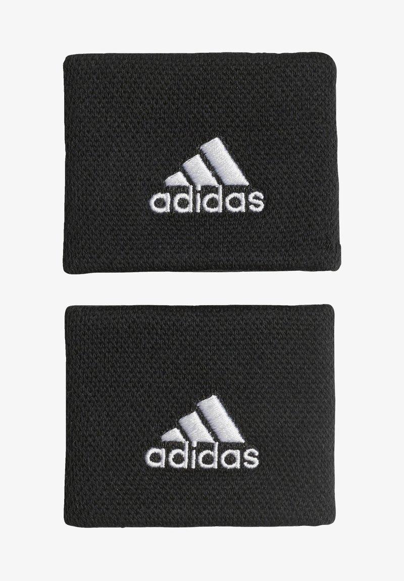 adidas Performance - BASICS TENNIS WRISTBAND - Sweatband - black