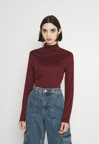 Lacoste - Long sleeved top - pinot - 0