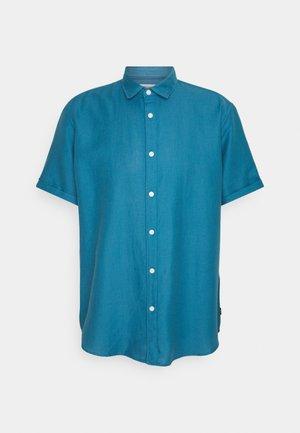Shirt - petrol blue