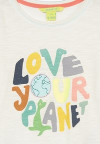 White Stuff - LOVE YOUR PLANET TEE - Long sleeved top - multi - 4