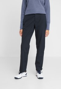 Under Armour - ELEMENTS RAIN PANT - Kalhoty - black - 0