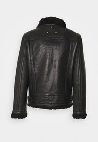 Be Edgy - AUSTIN - Leather jacket - black - 7