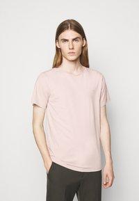 Les Deux - AUSTIN - Basic T-shirt - dusty rose - 0