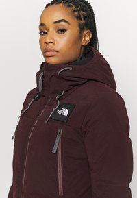 The North Face - PALLIE JACKET - Skijakke - root brown - 4