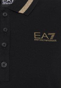 EA7 Emporio Armani - Polo shirt - black - 2