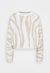 Miss Selfridge Petite - ZEBRA - Jumper - camel - 4