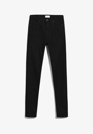 INGAA X STRETCH - Jeans Skinny Fit - black night