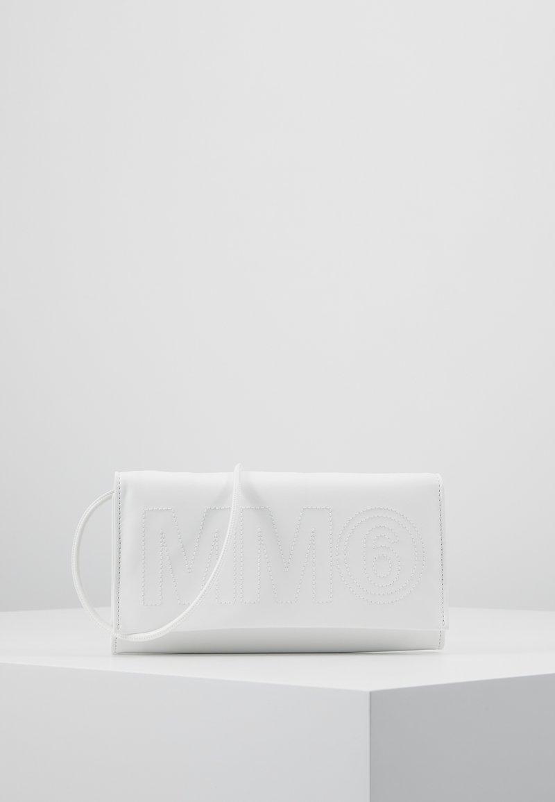 MM6 Maison Margiela - Wallet - white